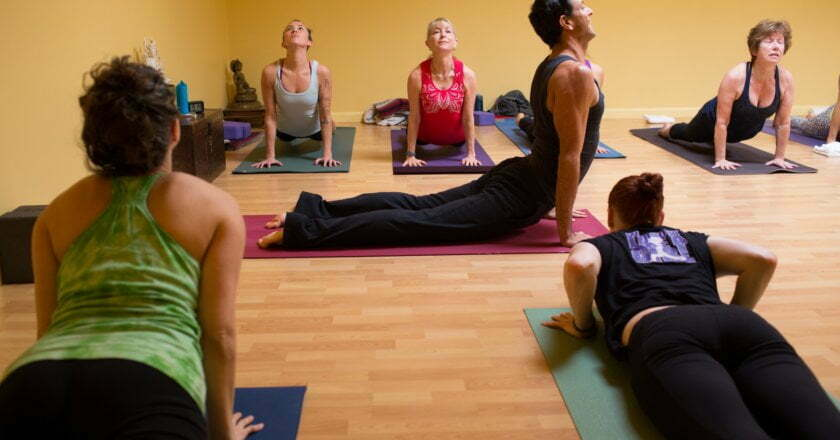 Yoga will now be part of Nepal curriculum